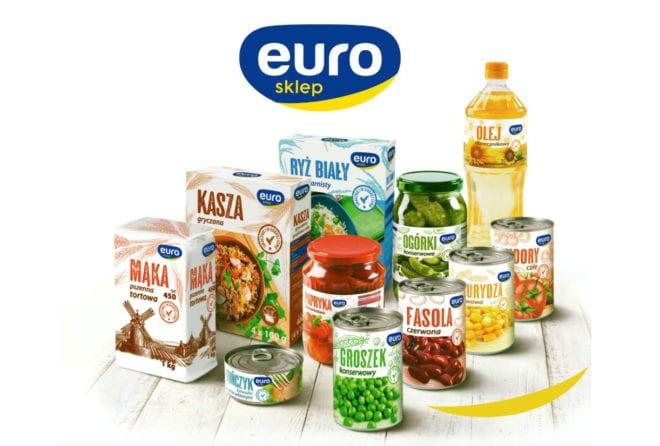 Euro Sklep w odsłonie Agencji Tango