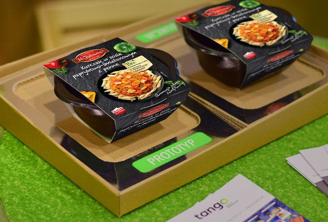 Tango na Targach Packaging Innovations